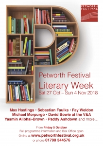 Petworth festival Literary Week