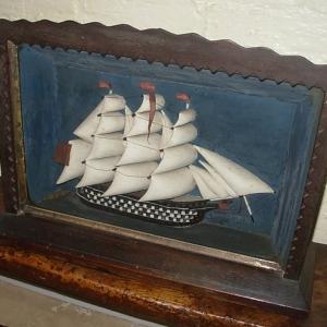 Diorama - Sailing Ship
