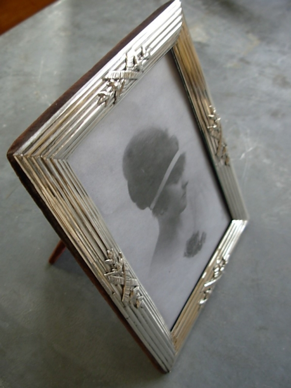 William Comyns Silver Frame