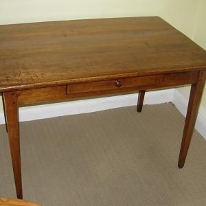 Antique Cherrywood Table