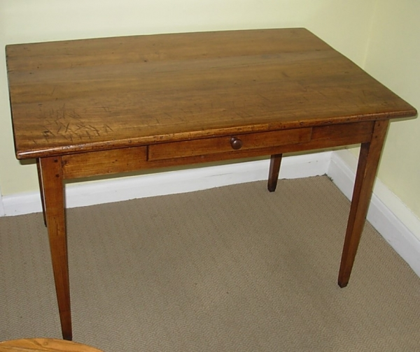 Antique Cherrywood Table