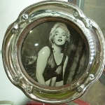 Decorative Antique Silver Frame