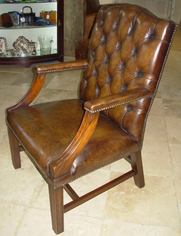 Vintage Gainsborough type Chair